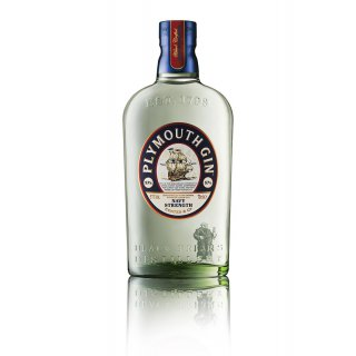 Plymouth Gin Navy Strength 57% vol. 0,7 l